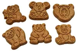 Bulk Treats Apple Cinnamon Bears 10lbs