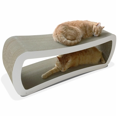 Jumbo Cat Scratcher Lounge