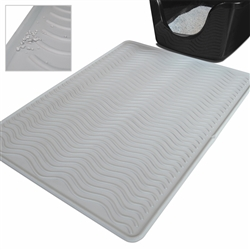PetFusion ToughGrip Cat Litter Mat - $14.95 each (Case of 4)