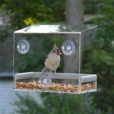 Tranquility Window Bird Feeder (Case of 4)