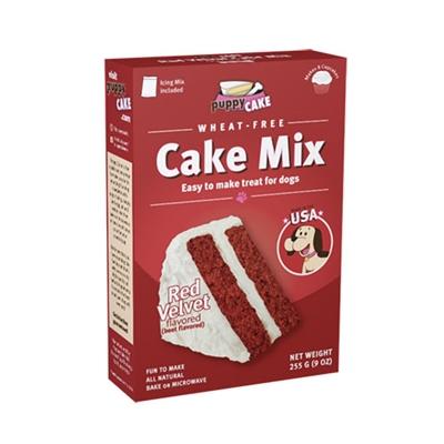 Puppy Cake - Red Velvet (wheat & gluten free)