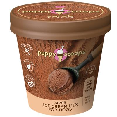 Puppy Scoops Ice Cream Mix by Puppy Cake