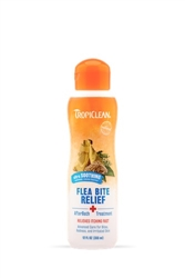 TropiClean Bite Relief After Bath Treatment, 12oz
