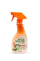 TropiClean Flea and Tick Spray for Pets, 16oz