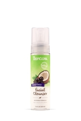 TropiClean Waterless Facial Cleanser, 7.4oz