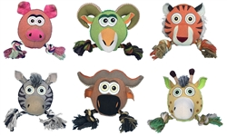 Dogline Safari Animal Toys