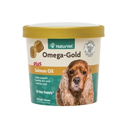 Omega Gold Soft Chew (Cup) - 90 Soft Chews