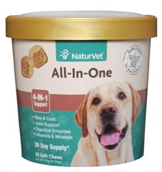 All-in-One Soft Chew (Cup) - 60 Soft Chews