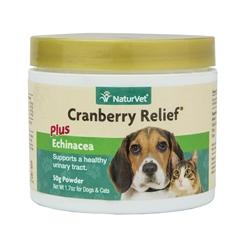 Cranberry Relief Plus Echinacea Powder (Jar) - 50 grams