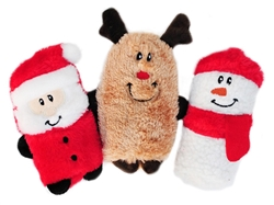 ZippyPaws Holiday Buddies 3 Pack