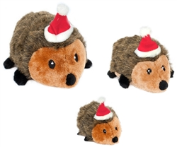 ZippyPaws Holiday Hedgehog