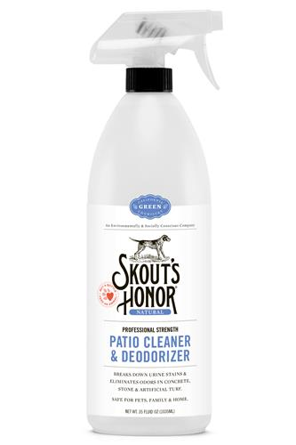 Skout's Honor Professional Strength Patio Cleaner & Deodorizer (35oz trigger)