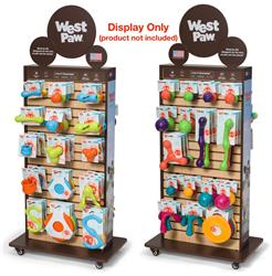 Two Sided Display - With or Without Product