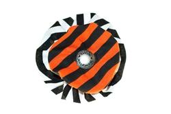 Blossom - Black/Orange Stripe