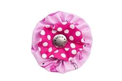 Blossom - Flamingo/Hot Pink Dots