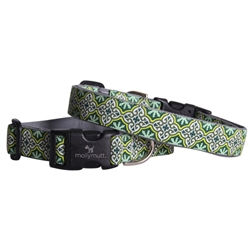 leaves of grass bamboo ribbon collars