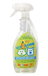 22 oz. Wiz B Gone Stain and Odor Remover For Carpet and Upholstery