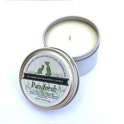 Pawfresh Cleansing Sage Pet Odor Neutralizing Candle
