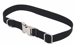 Coastal Metal Buckle Adjustable Nylon Collar