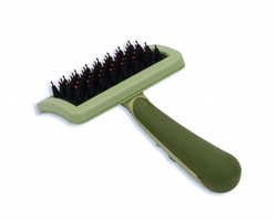 Safari® Nylon Coasted Tip Brush for Shorthaired Breeds