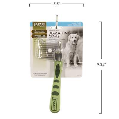 Safari® De-matting Comb