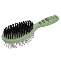 Safari® Pin and Bristle Combo Dog Brush