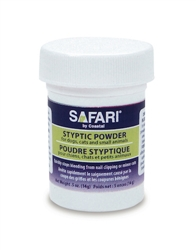 Safari® Styptic Powder