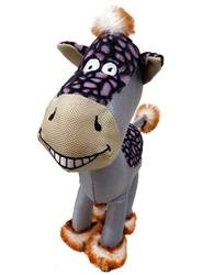 "12"" Joke A Dot Horse Plush Dog Toys"