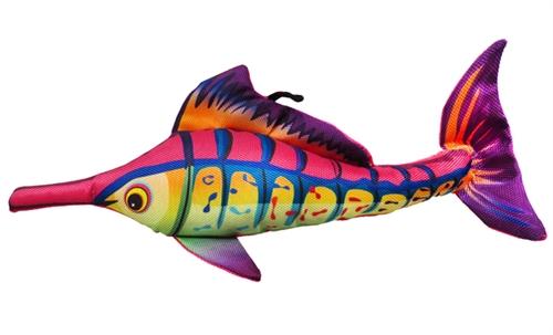 """14"""" Carlie Fish Plush Dog Toys"""