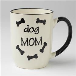 Dog Mom/Dad Stoneware Mug