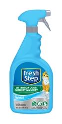 Fresh Step Litter Box Odor Eliminating Spray
