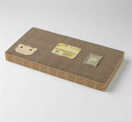 Silly Kitty Corrugated Cat Scratchers
