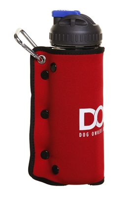 3-in-1 Water Bottle + Drink Insulator + Dog Water Bowl