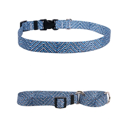 Blue Tweed Collection