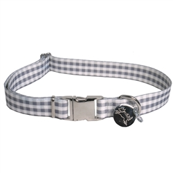 Gingham Gray Southern Dawg Collection