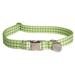 Gingham Green Southern Dawg Collection