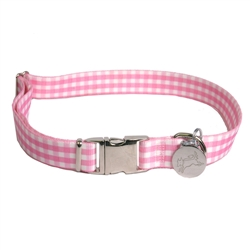 Gingham Pink Southern Dawg Collection