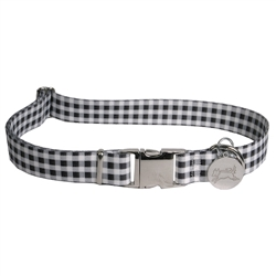 Gingham Black Southern Dawg Collection