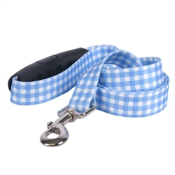 Gingham Blue Southern Dawg Collection