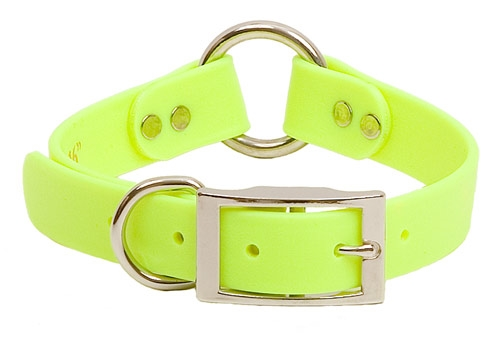 Wide DuraSoft Hunt Collar with Center Ring