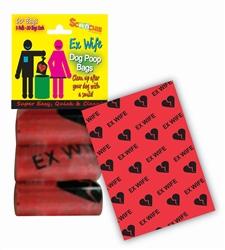 Ex-Wife Poop Bags
