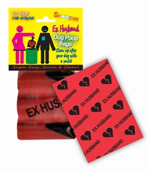 Ex-Husband Poop Bags