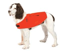 Canine Field Jacket - Orange
