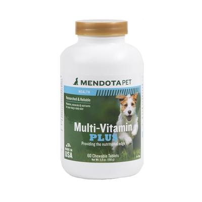 Multi-Vitamin Plus - 60 chewable tablets