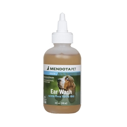 Ear Wash, 4 fl. oz. bottle