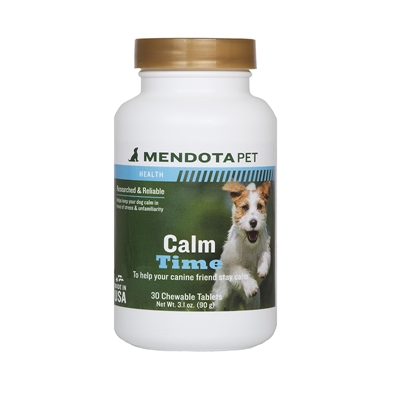 Calm Time -  30 chewable tablets