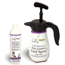 Flea & Tick  Yard Control Spray with Applicator