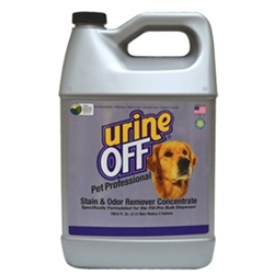 Urine Off Pet Professional Refill Concentrate (case of 4)