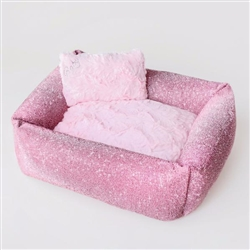 Crystal Collection Dog Bed: Prima Donna