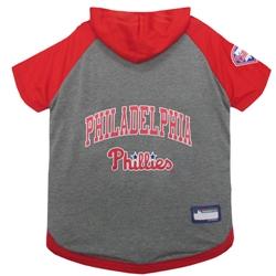 Philadelphia Phillies Hoody Dog Tee